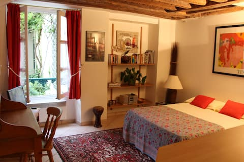 Mobility Lease Charming studio in heart of Paris