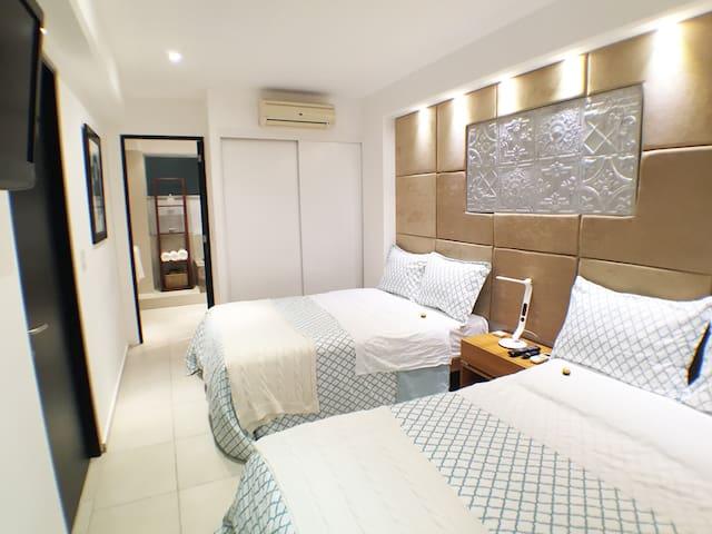 Super comfortable room