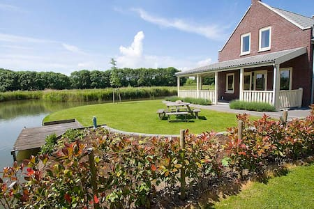 in the nature and near village and beach - Simonshaven - Cottage