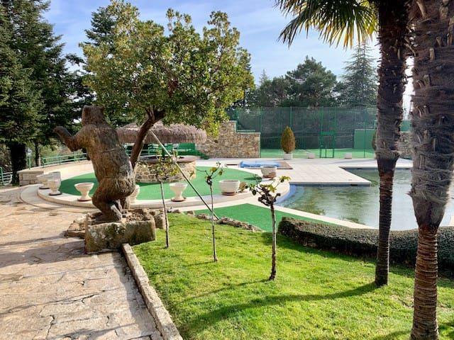 Magnífica Villa con piscina privada