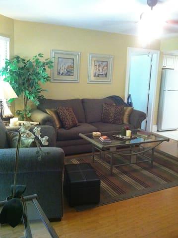 Beautiful fully furnished condo 2 bedroom/2 bath - Estero - Condominium