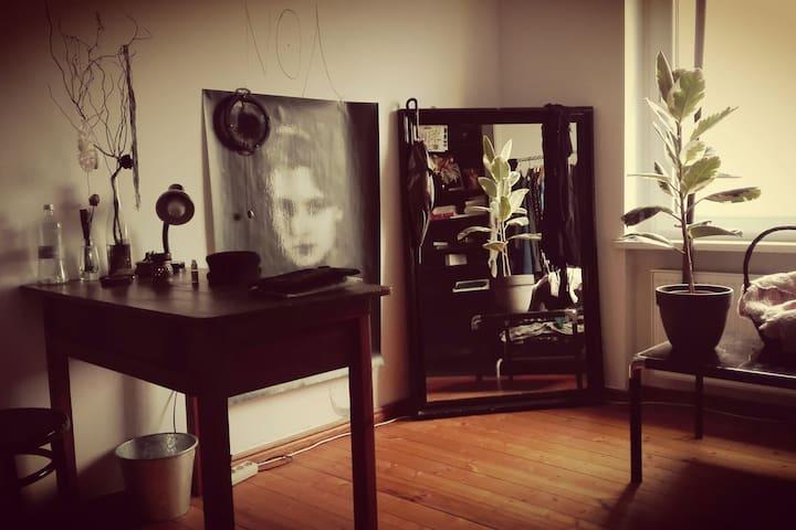 Charming room @il.faro.blu.kreuzberg