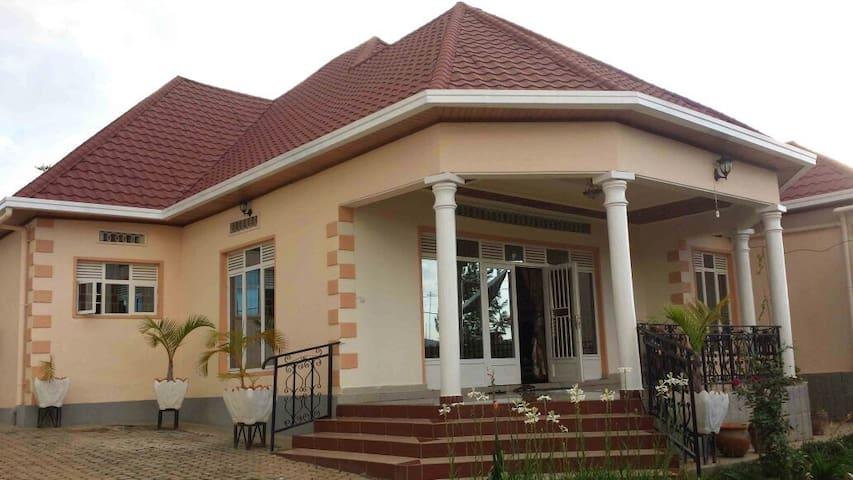 A Bungalow located in Kibagabaga