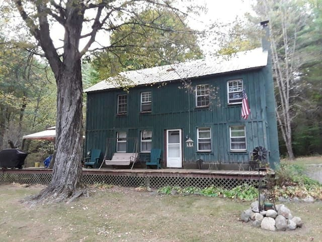 Bushman's Way Adirondack Adventure Cabin