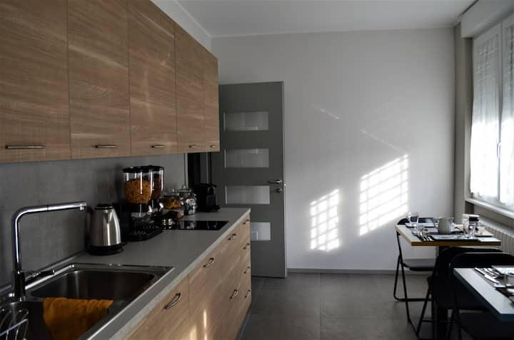 """Family room B&B """"La casa di Anna"""" BERGAMO"""