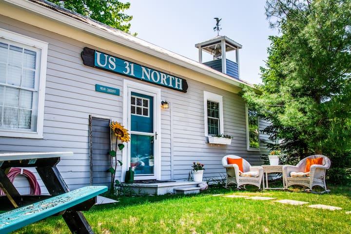 Torch Lake Schoolhouse: Lake Michigan Unit