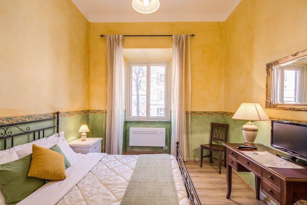 Trastevere brand new romanesque apt appartamenti in for Affitto uffici roma trastevere