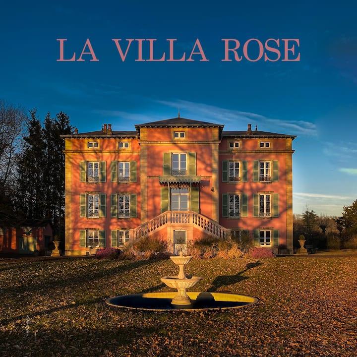Gîte La Villa Rose En Ardennes