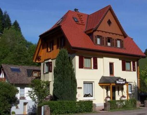 Apartment house Wiesengrund - Apartment 2