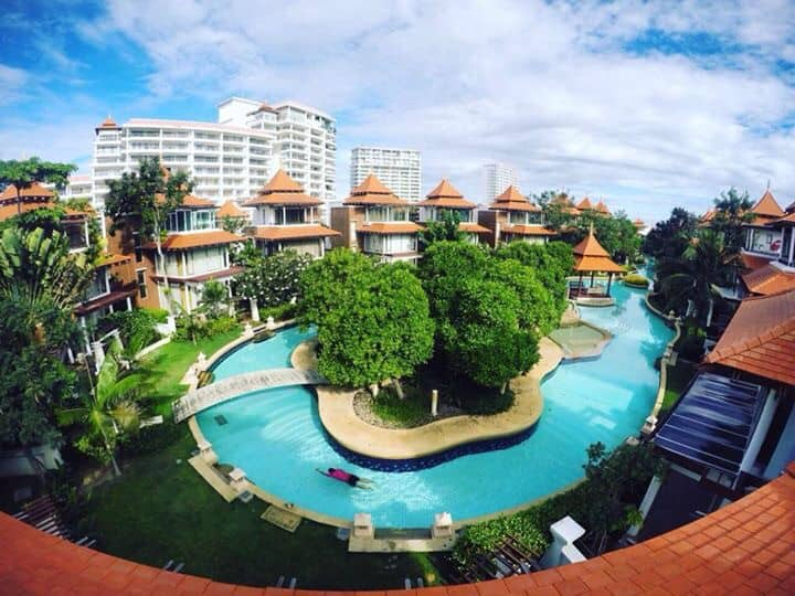 Boathouse condo Hua Hin, sea view