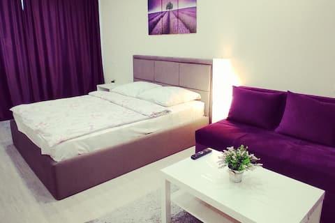 Элитная 1 комнатная квартира посуточно