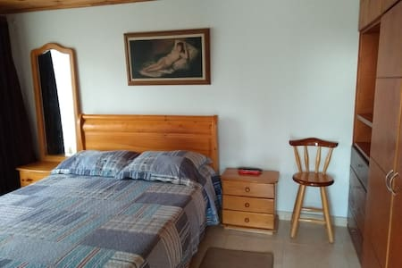 Mi habitación en Cota
