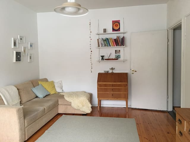 Cute two bedroom apartment in Helsinki