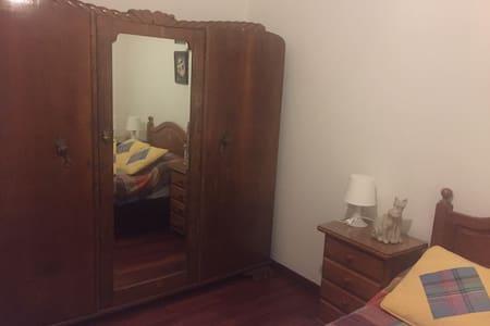 Piso tranquilo con vistas al mar - Cangas - Apartamento
