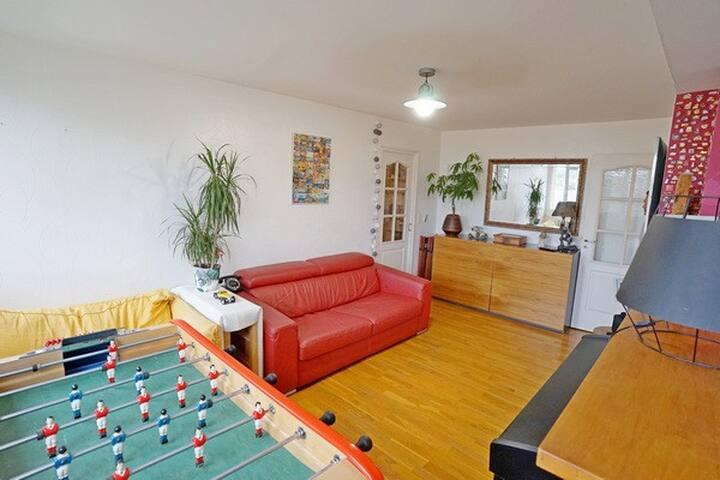 Bel appartement proche parc et château de Sceaux