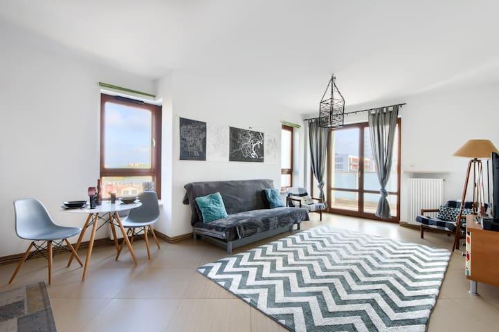✌♕Duży Apartament De Luxe Giełdowa♕✌