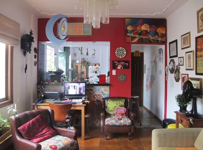 Quarto Aconchegante no Centro Histórico - Porto Alegre - Apartment