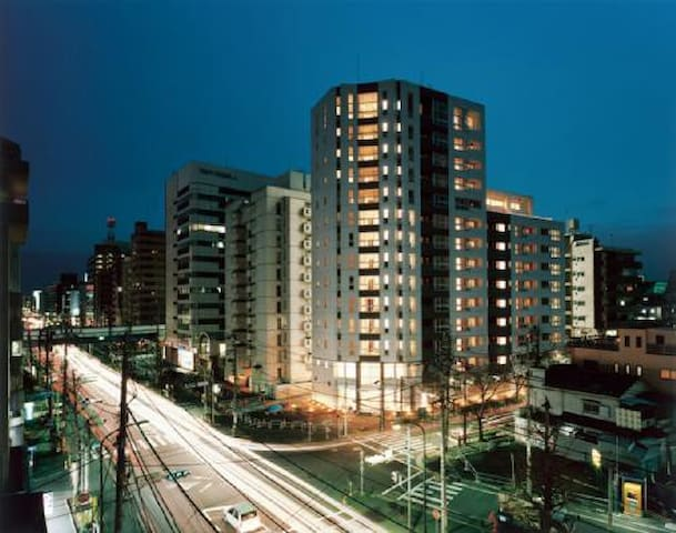 LUXURY mantion in MEGURO - Shinagawa-ku - Flat
