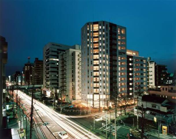 LUXURY mantion in MEGURO - Shinagawa-ku - Appartement