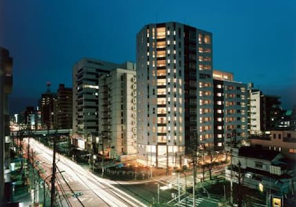 LUXURY mantion in MEGURO - Shinagawa-ku - Daire