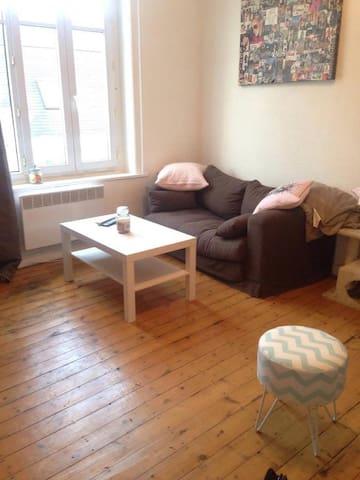 Appartement T2 en plein centre ville - Lille - Apartment