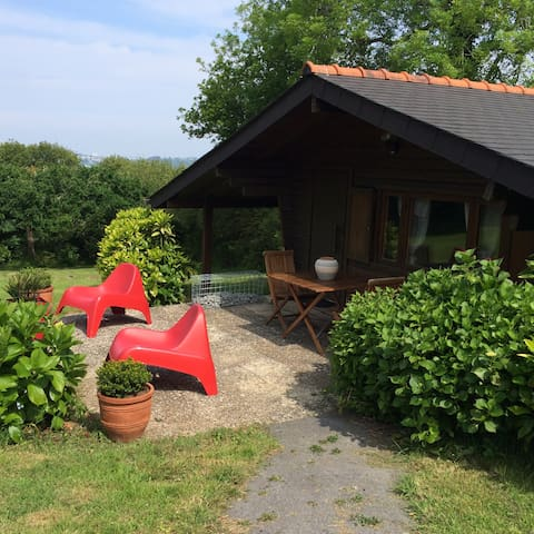 Nice lodge in front of the sea, - Plougastel-Daoulas - Chalet