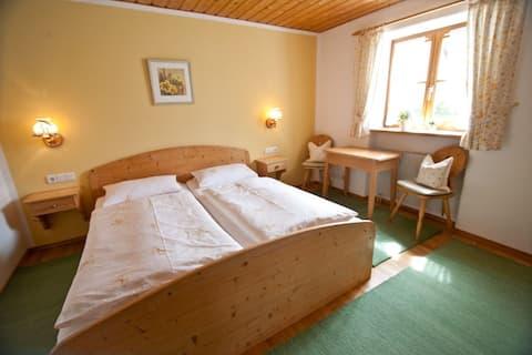 Doppelzimmer im Ferienhaus Katharina