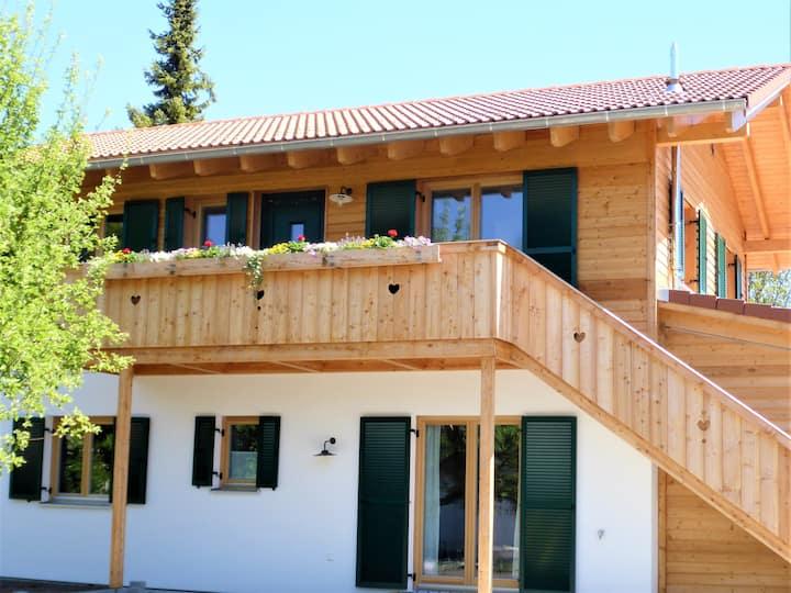 """Ferienhaus Inntal - Wohnung """"Gipfelglück"""""""