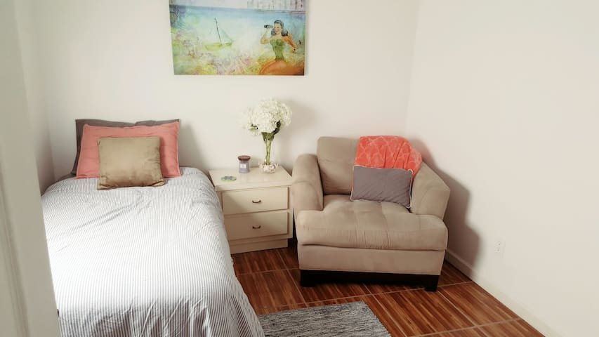 Peaceful Private room women only - West Palm Beach - Casa