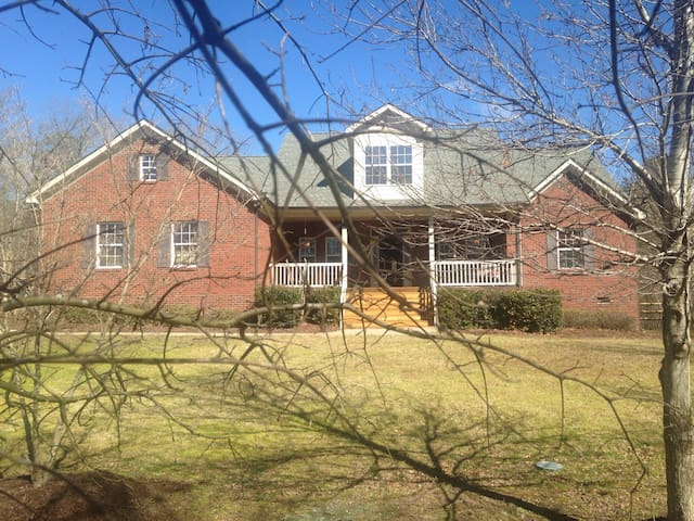 Beautiful 4 bedroom country home on 2 acres - Rock Hill - Huis