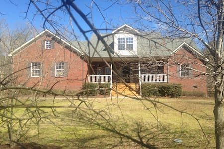 Beautiful 4 bedroom country home on 2 acres - Rock Hill - Maison