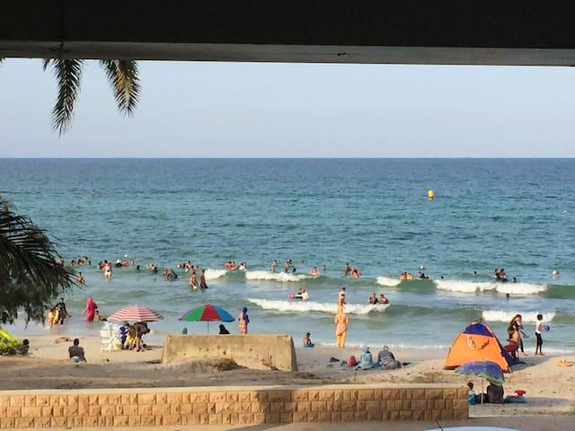 Mahdia, Appartement vue sur mer