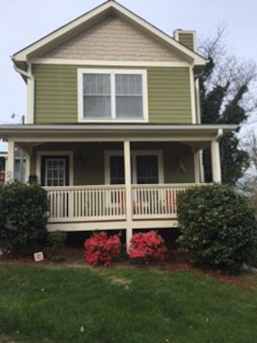 Craftsman Style Home in Historic Montford
