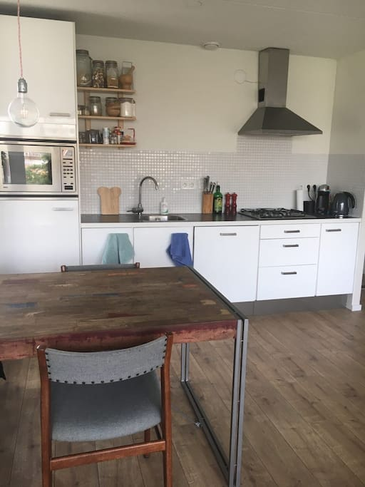 Living/ kitchen
