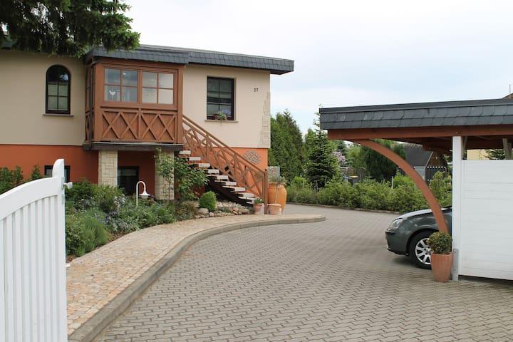 Lovely Apartment in Schwaan with Sauna