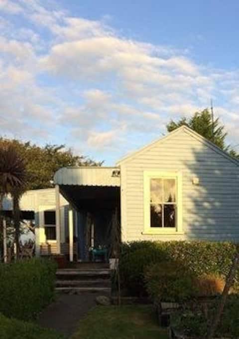 The Cottage, Raetihi. in the Ruapehu region.