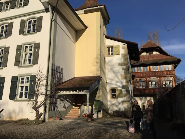 Wohnen im Schloss - Bern - Apartment