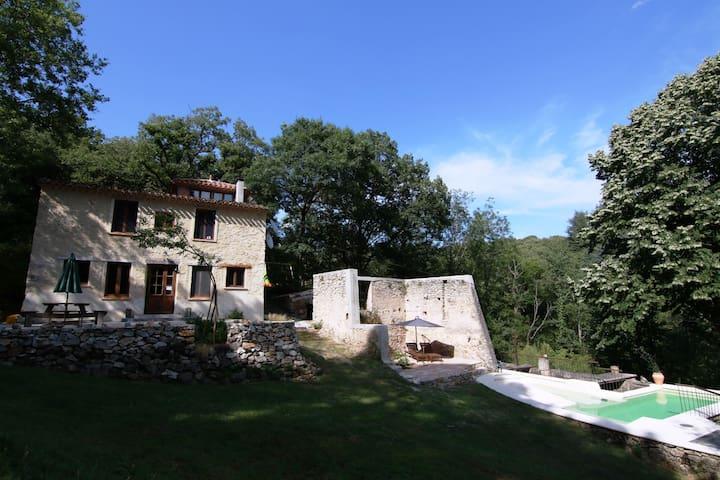 Domaine de Badens - Cenne-Monestiés - Haus
