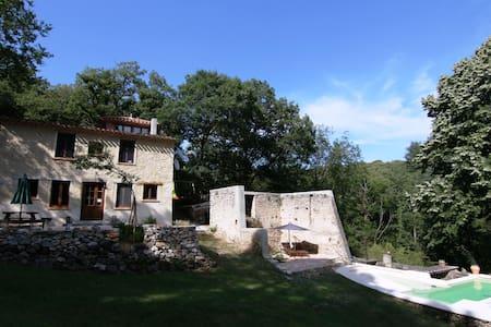 Domaine de Badens - Cenne-Monestiés - House