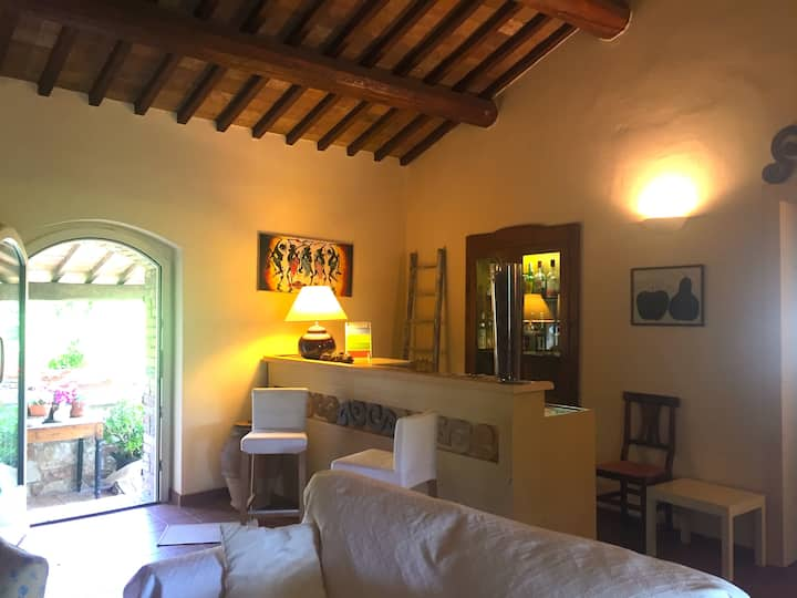 Lux 3 bedroom Villa in Montepulciano, great view!