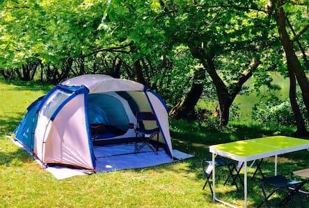Dere Kenarı Çadır Kampı/Tent Camping Near River - Şile - Teltta