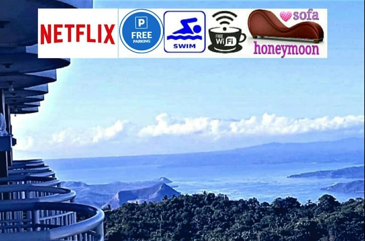 HoneyLove*Casa-J 1BR Pool +Parking +Netflix