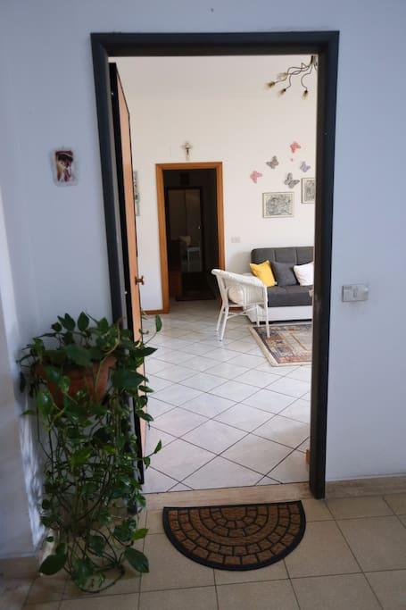 Entrata salotto