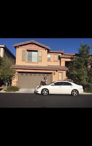 A beautiful house in the mountains - Las Vegas - Dům