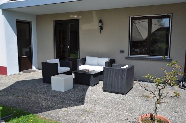 Gartenwohnung am Bodensee - Höchst - Apartment