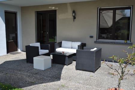 Gartenwohnung am Bodensee - Höchst - Appartement