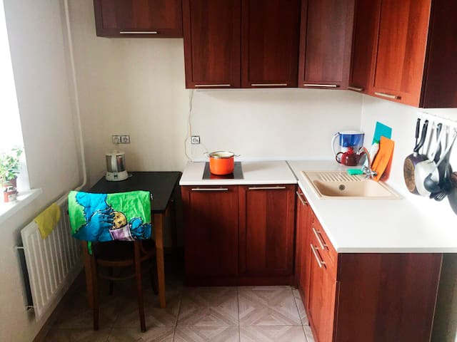 The apartment for guests FIFA 2018