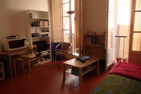 Studio 20m² + Mezzanine / Centre-ville - Lägenhet