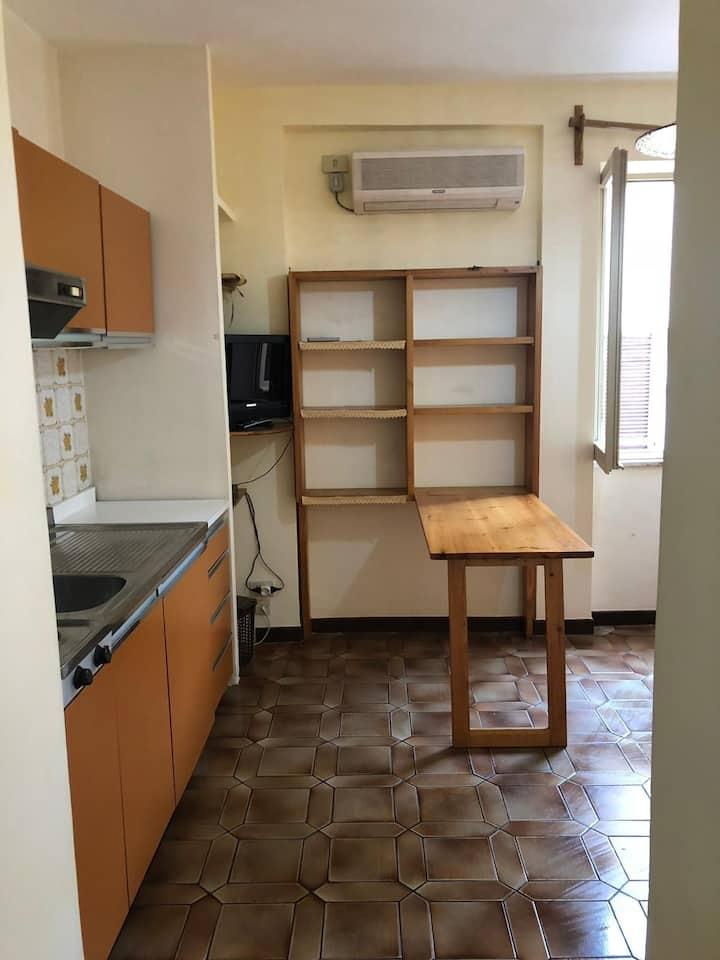 Miniappartamento Gaeta medievale 4 posti letto