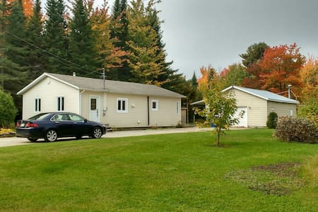House surrounded by the trees - Trois-Rivières - Talo